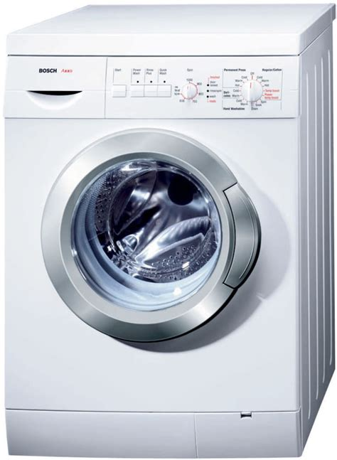 bosch wfluc   front load washer   cu ft