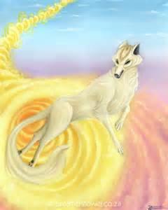 Elemental Air Wolf