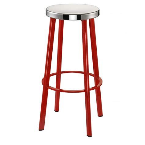 Stool Buy Buy Contemporary Metal Bar Stool With Circular Steel Seat