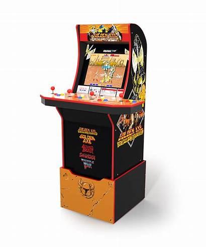 Announces Sega Arcade Arcade1up Machine