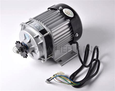 e scooter motor 48v 350w electric scooter eatv gokart brushless motor diy reduction motor ebay