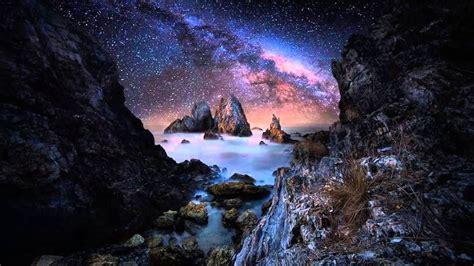 Beautiful Starry Night Hdp Youtube