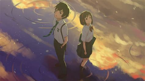 Your Name Anime Live Wallpaper - j j abrams is developing a live adaptation of the