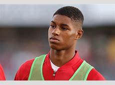 Sam Allardyce England squad Marcus Rashford left out of