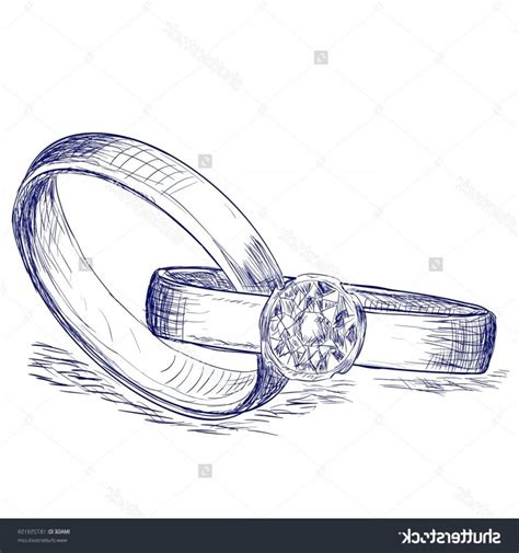 how to draw a wedding ring staruptalent