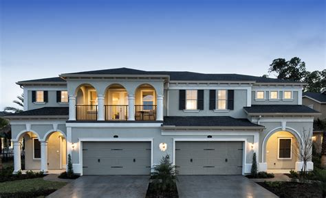 standard pacific homes unveils  villa style homes  master planned community  nocatee
