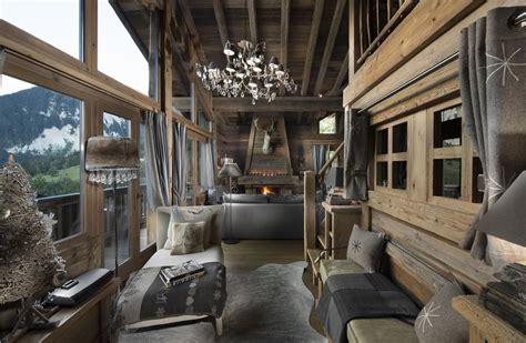 interieur chalet vieux bois int 233 rieur de chalet 224 courchevel boiseries vieux bois chalet montagne vieux