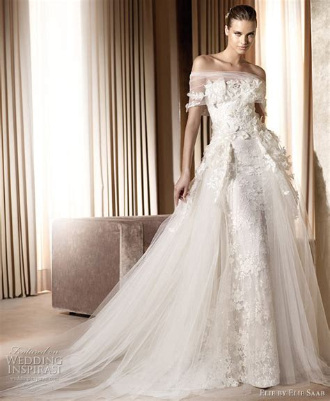 Most Beautiful Wedding Dresses 2012 ~ Bridal Wears
