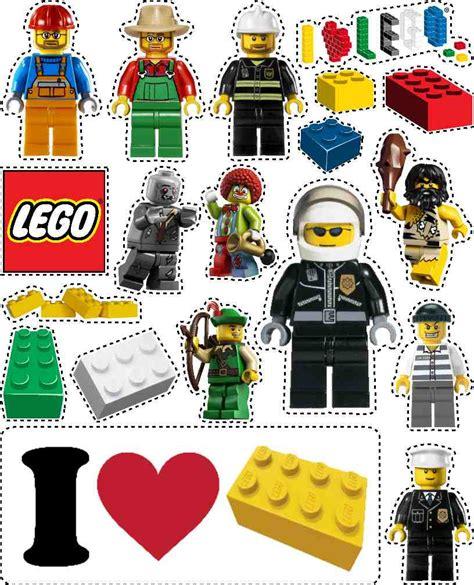 Creating Lego Stickers  A Modular Life