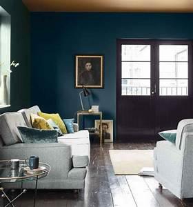 Wandfarben Ideen Wohnzimmer : wohnzimmer dekoration ideen ~ Lizthompson.info Haus und Dekorationen