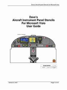 Visio Aircraft Panels V4