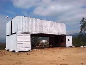 Container Mit Glasfront : infinski architekten und nachhaltig bauen mit containern und paletten ~ Indierocktalk.com Haus und Dekorationen