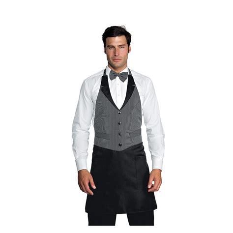 grembiuli cameriere grembiule victor colours gessato per cameriere isacco