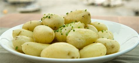 how should i boil potatoes simple and delicious boiled jersey potatoes