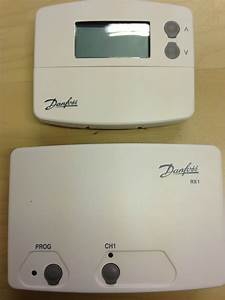 Danfoss Randall 087n791400 Tp5000 Si Rf With Rx1 Receiver
