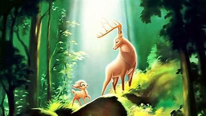 Disney Characters Walt Bambi Pc Wallpapers Please
