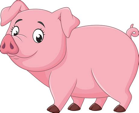 Pig Clip Pig Clipart Clipground