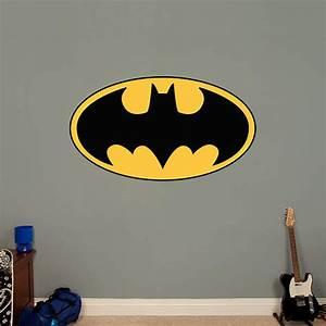 batman logo fathead wall decal With nice fathead batman wall decal
