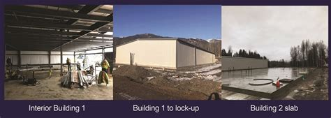Liht Cannabis Corp. Meets An Early Construction Milestone