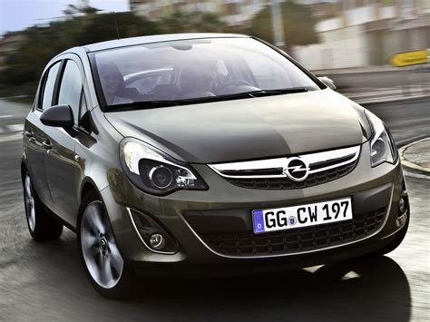 Opel Corsa Mpg by Opel Corsa 5 Doors Specs Photos 2010 2011 2012 2013