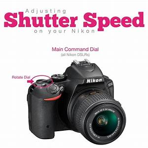 7 Days To Mastering Manual Mode  What Is Shutter Speed
