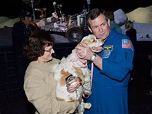NASA - Cocker Spaniel Gets VIP Treatment at Space Center ...