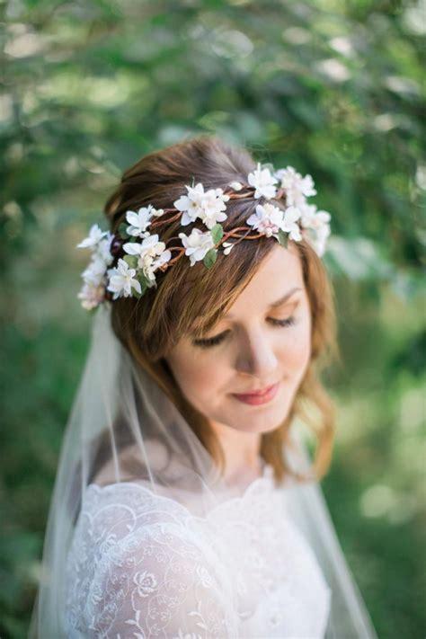 Bridal Headpiece Bridal Flower Crown Flower Crown