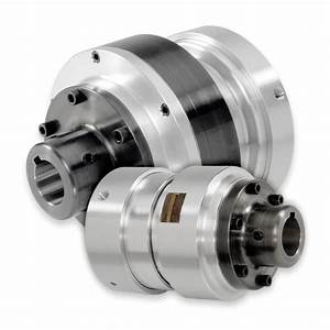 Mach Iii Air Engaged Clutch Mechanisms With Couplings