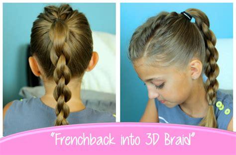 teenage girls cute easy hairstyles sophie