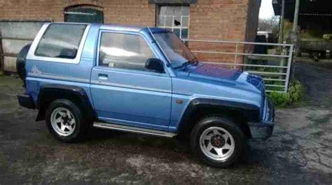 Daihatsu,sportrak,elx I Spares Or Repair. Car For Sale