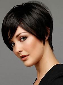 Coupe Courte De Cheveux Femme : coupe de cheveux nuque courte femme ~ Dallasstarsshop.com Idées de Décoration
