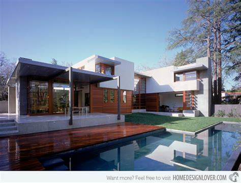 15 Geometric Modern Home Designs  Decoration For House