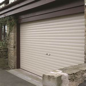 Manual Roller Garage Doors
