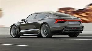 Audi E Tron Gt : audi e tron gt ev is a vegan s 590 hp dream automobile magazine ~ Medecine-chirurgie-esthetiques.com Avis de Voitures