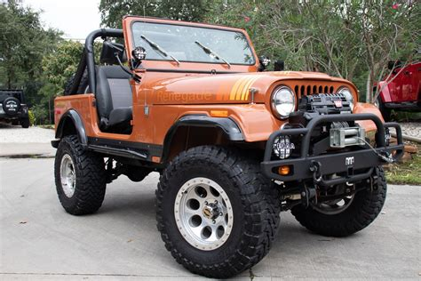 Jeep Picture by Used 1980 Jeep Cj 7 For Sale Special Pricing Select