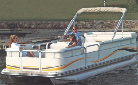 Pontoon Boat Top Covers by Pontoon Boat Covers Carver Covers