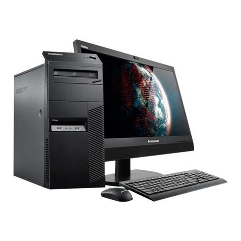 promotion ordinateur de bureau ordinateur bureau lenovo thinkcentre m93p 10a7 prix