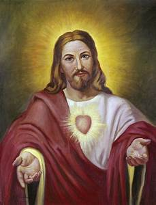 SHOCK CLAIM: Jesus was a SHAPE-SHIFTER and could take any ...
