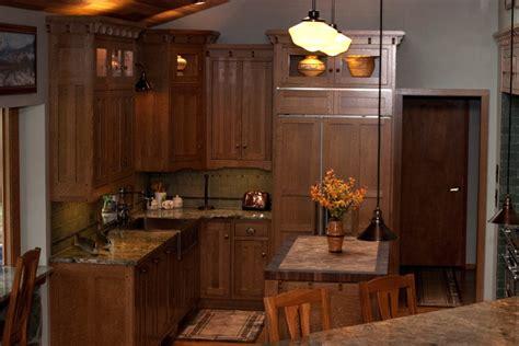 quarter sawn white oak kitchen traditional kitchen