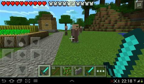 Mob Aldeanos En Minecraft Pe 0.8.0