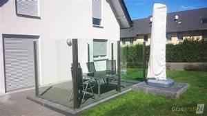 Lampen Für Die Terrasse : windschutz f r die terrasse glasprofi24 ~ Whattoseeinmadrid.com Haus und Dekorationen