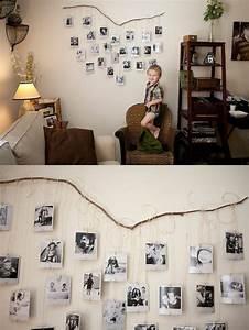 Pele Mele Photo Original : beaucoup d 39 id es avec un cadre photo multivues et un cadre ~ Dode.kayakingforconservation.com Idées de Décoration