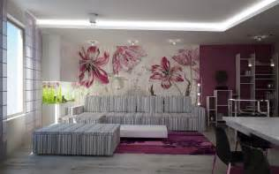 wallpapers designs for home interiors interior design wallpaper 7850