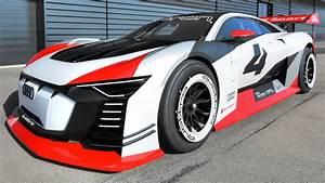 2018 Audi e tron Vision Gran Turismo 4K 5 Wallpaper HD