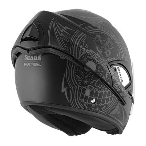 motorcycle helmet capacete shark evoline escamoteável serie 3 mezcal kas r
