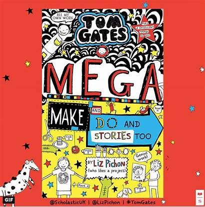 Tom Gates Stories Liz Mega Too Come