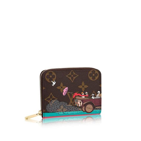 discover louis vuitton zippy coin purse evasion  louis