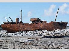 MV Plassy Inisheer's Most Photographed Shipwreck Urban