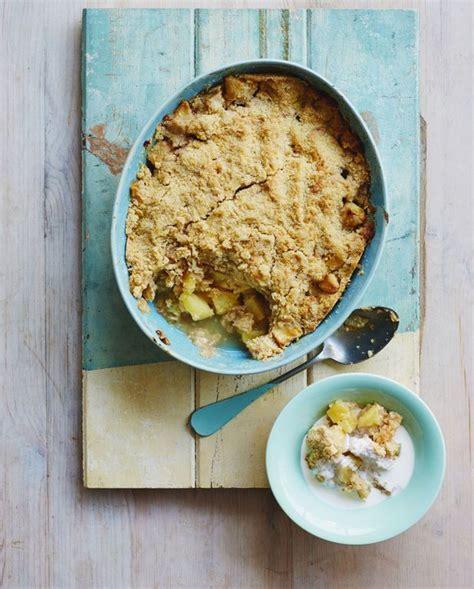 recette de crumble salé crumble aux pommes thermomix pour 4 personnes recettes