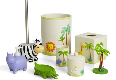 themed bathroom sets bathroom accessories